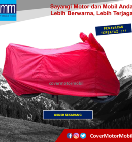 jual cover motor all new yamaha nmax 155 1
