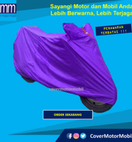 jual cover motor honda spacy 1